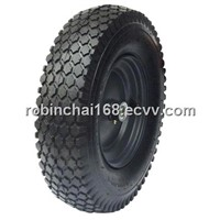 wheelbarrow tyre and tube