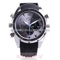 1080p Waterproof Digital Watch Camera With Night Vision Function