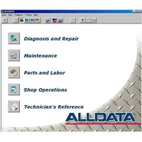 Latest version alldata v10.40 with high quality