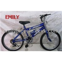 2011 Straight Handlebar 18SP Gear Bicycle