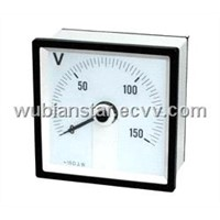240 Degree Voltage Meter
