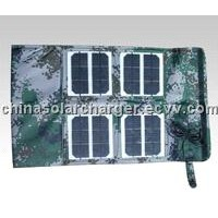 24W Solar Charger Notebook Bag