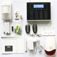29 Wireless Zones Learning Code Home Alarm with Touch Keypad