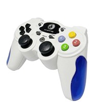 2.4G 2 in 1 Wireless Game Pad Joypad Controller Compatible for PC, PS2 available transmission distan