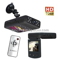 "2.4"" 10LED IR Night Vision car camera Video Recorder"