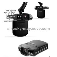 "2.5"" 4LED HD Night Vision Car Camera  Recorder"