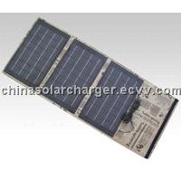 30W Portable Solar Charger Bag