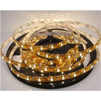 3528 SMD LED Strips with Crystal Epoxy, 60LED/m Quantity, Decorative Lighting and Waterproof