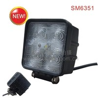 35W LED work light truck crane vehicle lamp SM6351