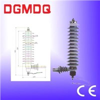 36 KV surge arrester high voltage