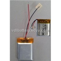 3.7V Lithium-ion Polymer Batteries for Bluetooth