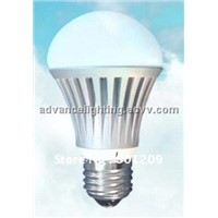 3 year warranty, Dimmable 6W LED Globe Bulb, SMD3014 LED Lamp Bulb, B22 LED Light