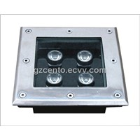 4W LED Underground Lamp