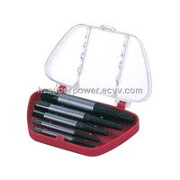 5PC Screw Extractor set