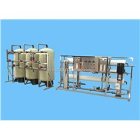 5T/H Reverse Osmosis Machine, Pure Water Equipment, RO System