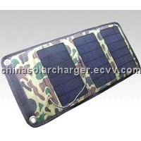 5W Portable Solar Charger Bag