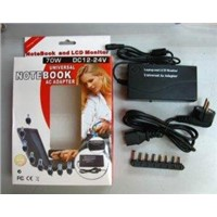 70 Watt AC Universal Notebook Adapter/Power Charger