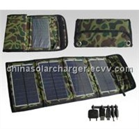 7W Solar Travel Charger