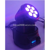 7*10W RGBA Moving Head 4 in 1