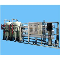 8T/H RO Pure Water Equipment, Water Treamtent System, Water Purifier