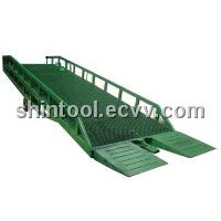 8T Mobile Loading Ramp
