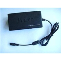 96W Universal Laptop Adapter Notebook Power Supply With USB Port