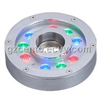 9W/27W LED Underwater Light/LED Fountain Light