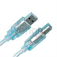 A Male To B Male Usb Cable