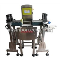 Aerosol Can Check Weigher
