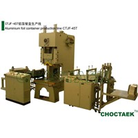 Aluminium Foil Container Making Machine (CTJF-45T)
