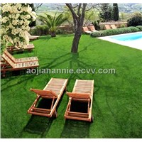 Artificial Grass for Swimming Pool and Garden