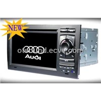 Audi A4 S4 RS4 car dvd gps navigation with bluetooth radio touch screen