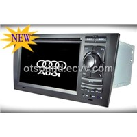 Audi A6 S6 RS6 Car DVD GPS Navigation with Radio Bluetooth Touch Screen