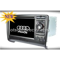 Audi TT Car DVD GPS Navigation with Radio Bluetooth Touch Screen