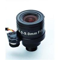 Auto/Manual Iris 4.0-9.0mm IR M12 Lens