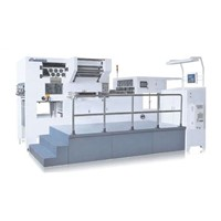 Automatic Foil Stamping Machine