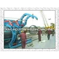Automatic HDPE Butt Fusion Welding Machine