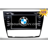 BMW E90 Car DVD GPS Navigation with Radio Bluetooth Touch Screen