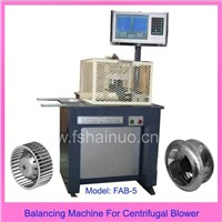 Balancing Machine For Centrifugal Fan With External Rotor Motor