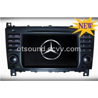 Benz C-Class W203 Car DVD GPS with Radio Bluetooth Touch Screen