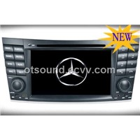 Benz E-Class-W211 Car DVD GPS with Radio Bluetooth Touch Screen (A-7083)