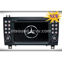 Benz SLK 171 Car DVD GPS with RDS iPod Bluetooth Touch Screen