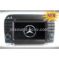 Benz S W220/CL W215 Car DVD GPS with Bluetooth Rds Touch Screen iPod