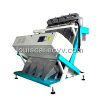 YJT CCD camera 320 rice color sorter machine