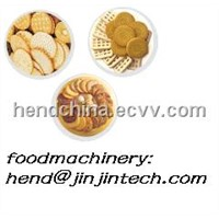 Biscuit processing machinery