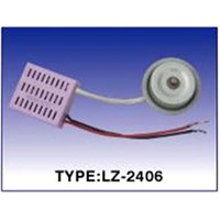Brushless DC Motor LZ-2406 for Air Purifier,Air-Condition Mattress