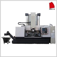 CKG160 High-Speed CNC Single Column Vertical Lathe