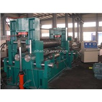 CNC upper roller universal rolling machine