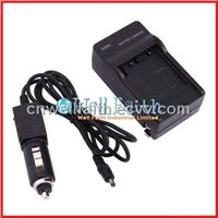 Camera Battery Charger Adapter for Olympus LI-40B