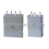 Capacitor for UV Machine